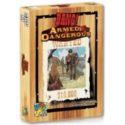 Bang : Armés & Dangereux un jeu DaVinci games
