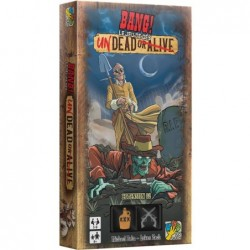 Bang ! Le Jeu de Dés : Undead or Alive (Ext) un jeu DaVinci games