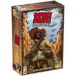 Bang - Le jeu de dés un jeu DaVinci games