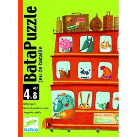 Batapuzzle un jeu Djeco