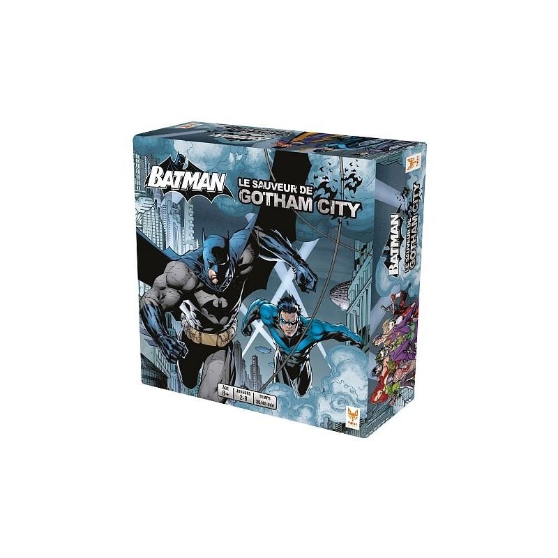 Batman sauveur de Gotham City un jeu Topi Games