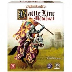 Battle Line Médiéval (Schotten Totten) un jeu Pixie Games
