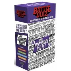 Battle Quiz Repliques Cultes un jeu Ynnis éditions