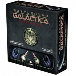 Battleship Galactica - Starship Battles - Boîte de base un jeu Asyncron games