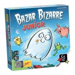 Bazar Bizarre Junior un jeu Gigamic