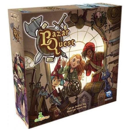 Bazar Quest un jeu Renegade Game Studio