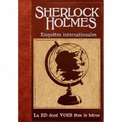 Sherlock - BD dont vous êtes le héros - Tome 6 un jeu Makaka Editions