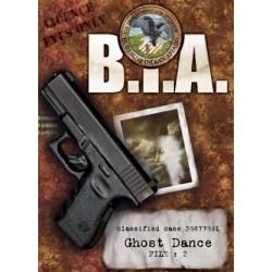 B.I.A. Ghost Dance un jeu Les XII singes