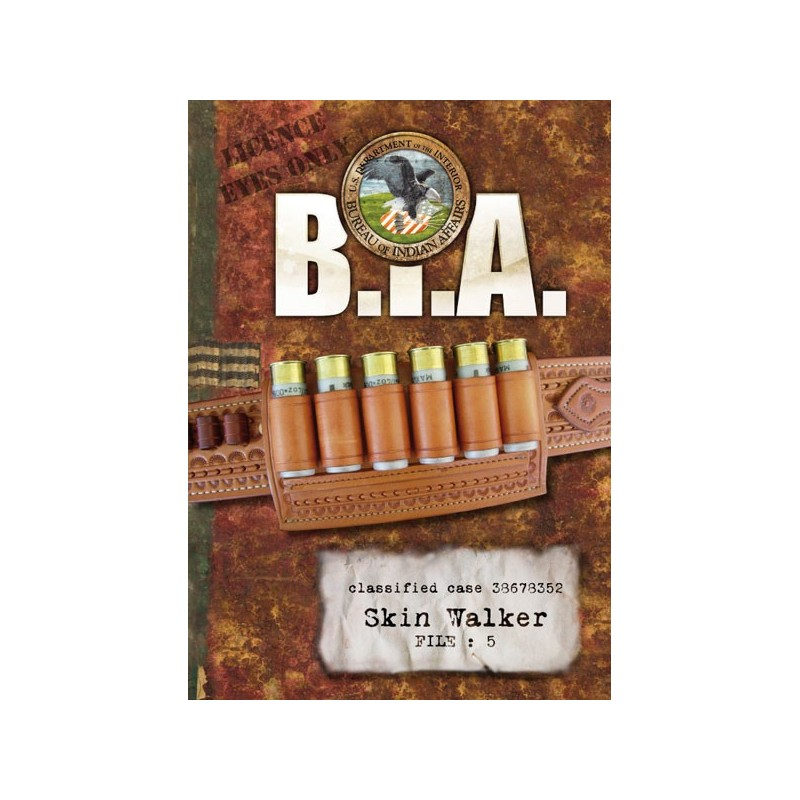 B.I.A. Skin Walker un jeu Les XII singes