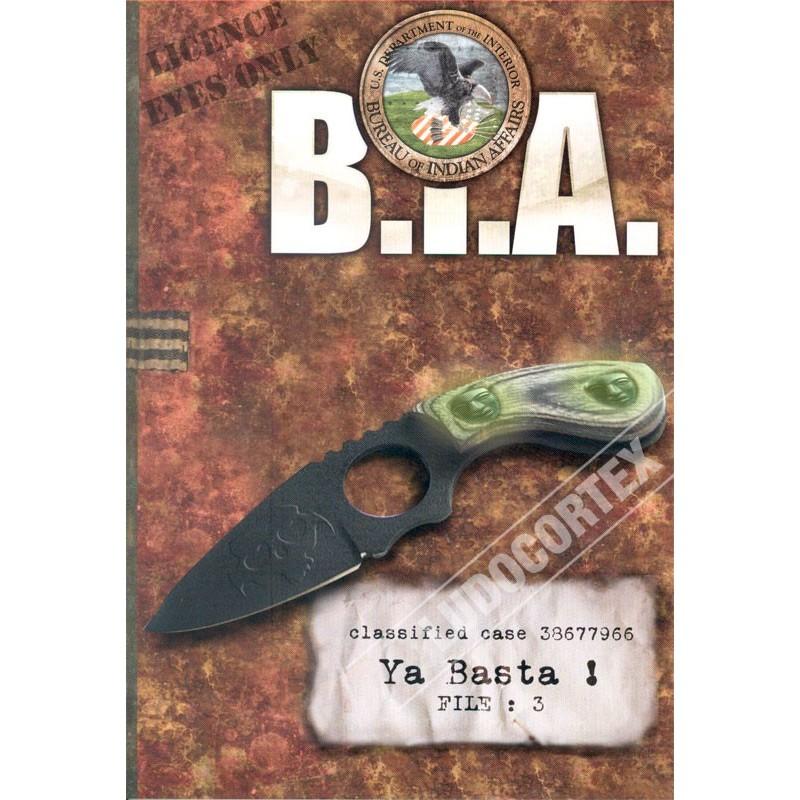 B.I.A. Ya Basta ! un jeu Les XII singes