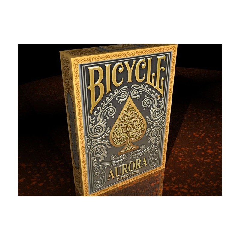 Jeu de cartes Bicycle Aurora un jeu Bicycle