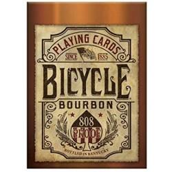 Jeu de cartes Bicycle Bourbon un jeu Bicycle