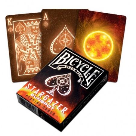 Bicycle - Stargazer Sunspot un jeu Bicycle