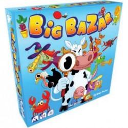 Big Bazar un jeu Blue orange