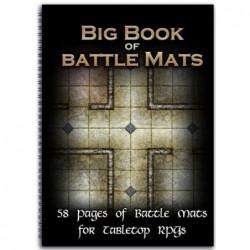 Big book of battle map un jeu LokeBattleMats