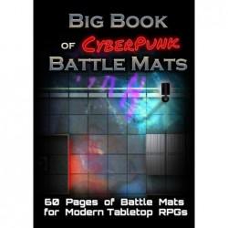 Big Book of cyberpunk un jeu LokeBattleMats