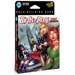 DC Comics Birds of prey un jeu Don't Panic Games