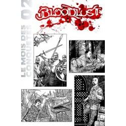 Bloodlust metal - Le mois des conquêtes 2 un jeu John Doe