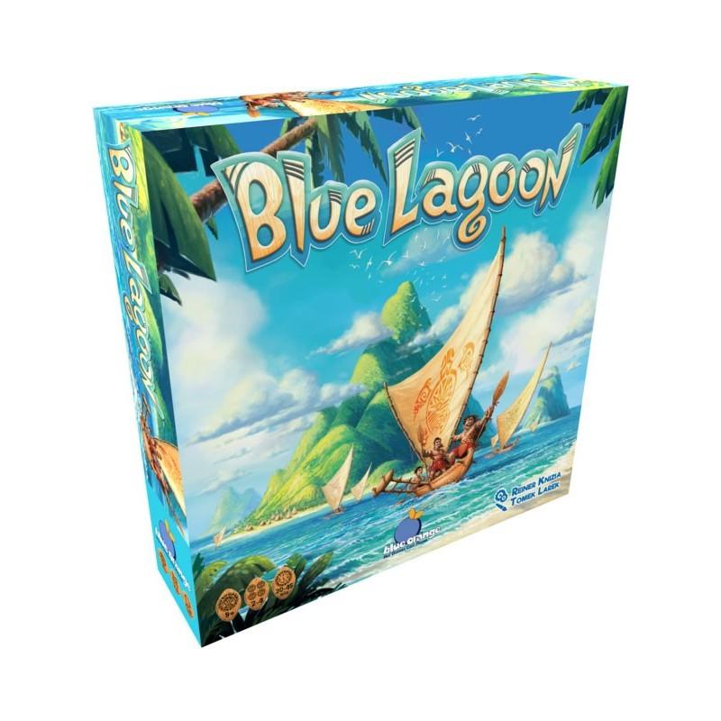 Blue Lagoon un jeu Blue orange