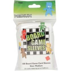 Board Game Sleeves - Medium 57x89 un jeu Arcane Tinmen