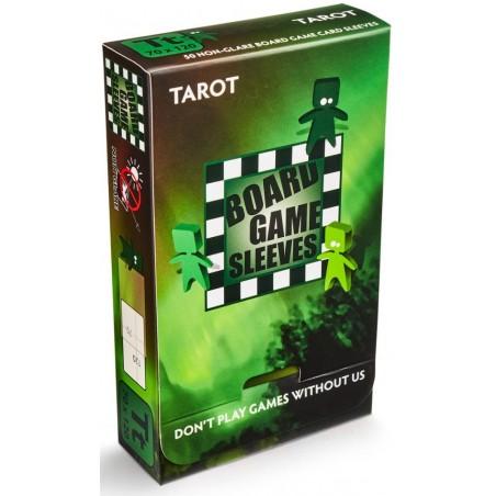 Protège-cartes Antireflet Tarot (70x120) un jeu Arcane Tinmen