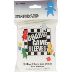 Board Game Sleeves - Standard 63 x 88 un jeu Arcane Tinmen