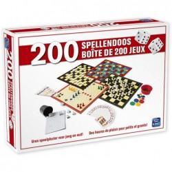 Boite de 200 Jeux un jeu King