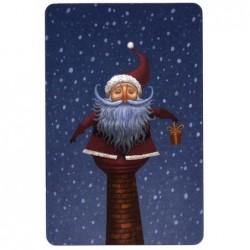 Carte Bonus Dixit papa Noel un jeu Libellud
