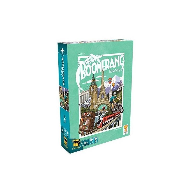 Boomerang - Europe un jeu Matagot