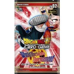 World Martial Arts Tournament - Booster 2 un jeu Bandai