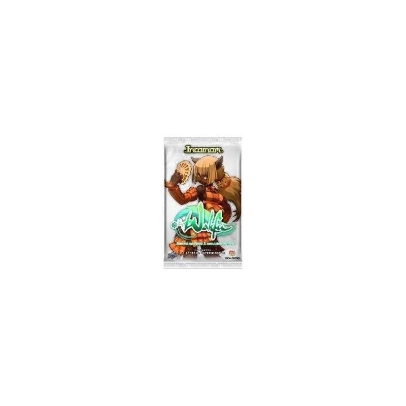 Booster Wakfu - Incarnam un jeu Upper Deck