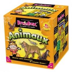 BrainBox animaux un jeu The green Board Game co