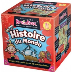 BrainBox - Histoire du Monde un jeu The green Board Game co