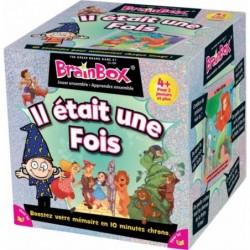 Brainbox - Il était une fois un jeu The green Board Game co