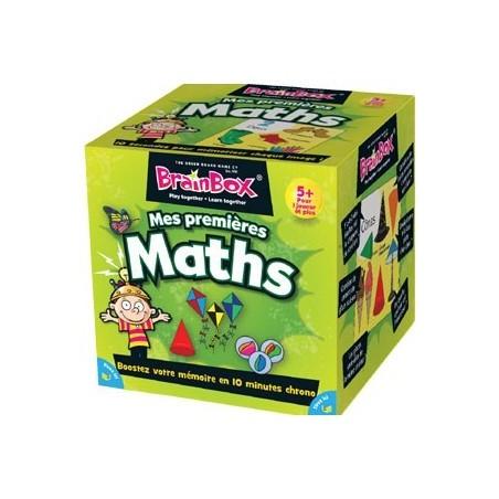 Brainbox - Mes premières maths un jeu The green Board Game co