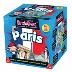 BrainBox - Paris un jeu The green Board Game co