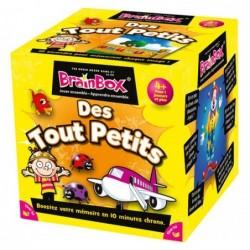 BrainBox des Tout Petits un jeu The green Board Game co