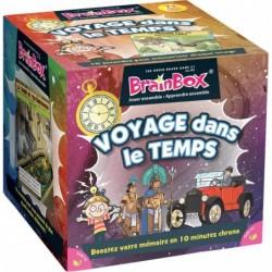 BrainBox : Voyage dans le Temps un jeu The green Board Game co