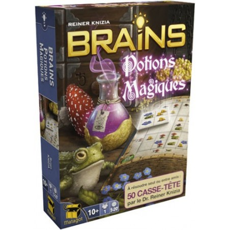 Brains - Potions Magiques un jeu Matagot