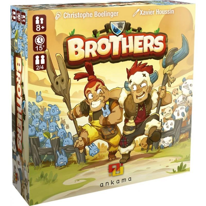 Brothers un jeu Ankama
