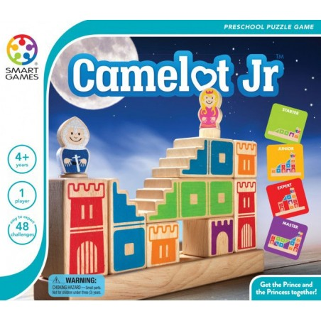 Camelot Jr un jeu Smart Games