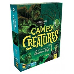 Campy creatures un jeu Matagot
