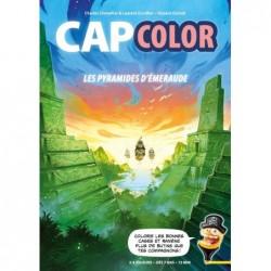 Cap Color - Les Pyramides d'émeraude un jeu ilinx éditions