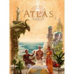 Atlas du Monde Connu un jeu 7ème cercle