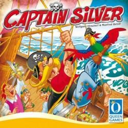 Captain Silver un jeu Queen Games