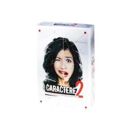 Caractère 2 un jeu Jeux FK