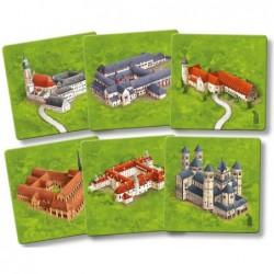 Mini extension - Abbayes d'Allemagne un jeu Z-Man Games