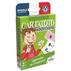 CARTATOTO Additions un jeu France Cartes