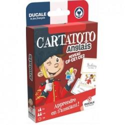 Cartatoto Anglais un jeu France Cartes