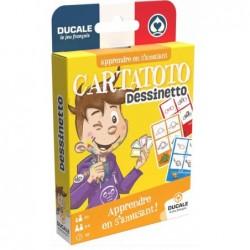 CARTATOTO Dessinetto un jeu France Cartes